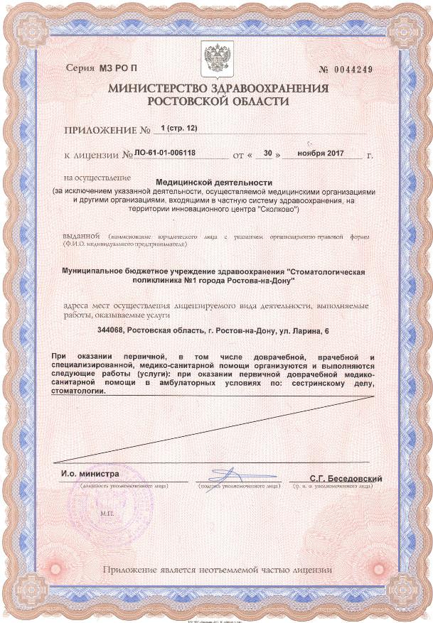 Лицензия 2017 Приложение стр. 12