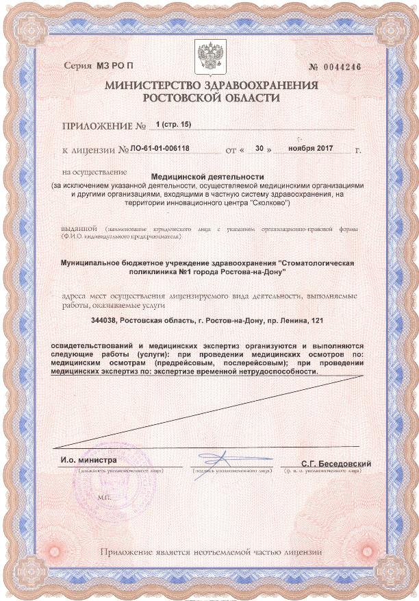 Лицензия 2017 Приложение стр. 15