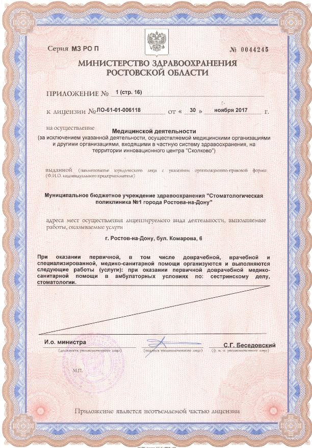 Лицензия 2017 Приложение стр. 16