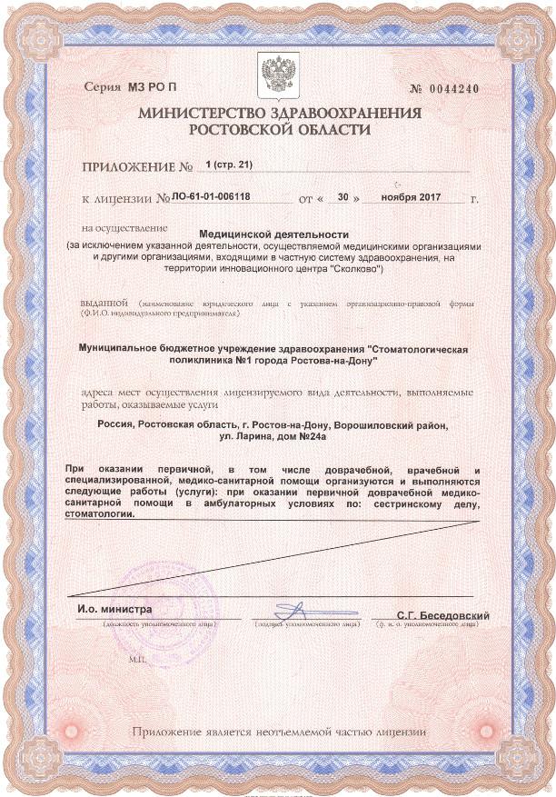 Лицензия 2017 Приложение стр. 21