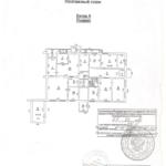 Поэтажный план Добровольского, 5 стр. 01