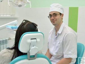Стоматолог-ортопед Евгений Владимирович Копейкин